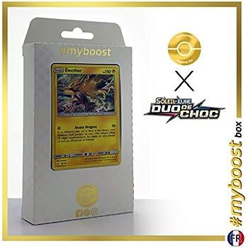 SL09:Duo De Choc Carte Pokemon Neuve Française Electhor Reverse 40//181