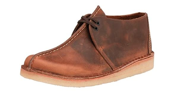 876c7eef Clarks Originals Men's Desert Trek Chukka Boot Beeswax Leather 7 D(M ...