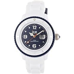 Ice Watch Unisex Quartz Watch with Blue & White Si. WB. U.S.11
