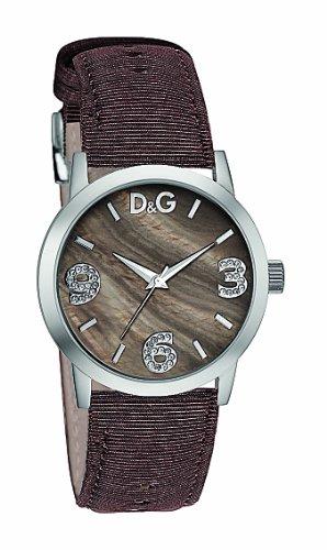 D&G Dolce&Gabbana Unisex-Uhren Pose DW0687