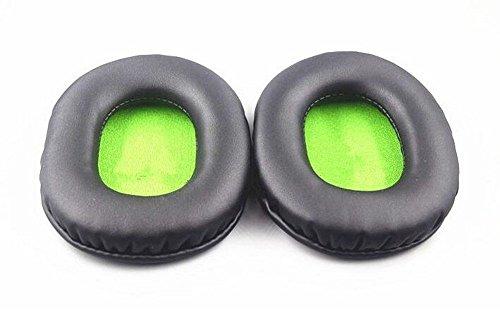 Vever 1paio di auricolari di ricambio Pad Earpuds cuscinetti auricolari copertura per-Turtle Beach Ear Force Xo Seven XO7Pro Premium Gaming headset-xbox One (con logo Vever pacchetto)