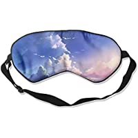 Blue Sky With White Clouds Sleep Eyes Masks - Comfortable Sleeping Mask Eye Cover For Travelling Night Noon Nap... preisvergleich bei billige-tabletten.eu