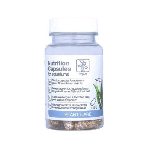 Kapsel-pinzette (Tropica Nutrition Kapseln 50 St Pflanzendünger mit langsamer Abgabe)