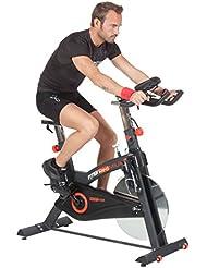 Fytter RI-05R - Bicicletas estáticas y de spinning para fitness, color negro