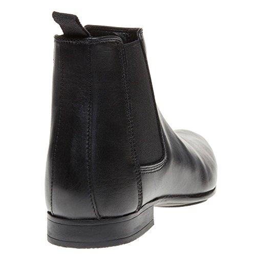 Frank Wright Chelsea Homme Boots Noir Noir