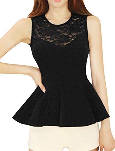 allegra-k-women-pullover-round-neck-hollow-out-sleeveless-peplum-tops-xs-black