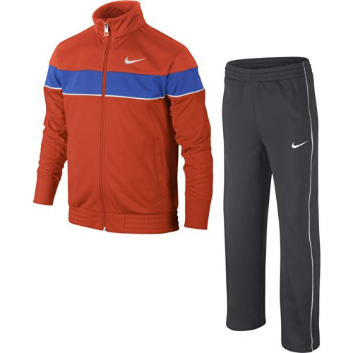 Nike, Kinder Trainingsanzug Jogging T45619096100 XL Arancione