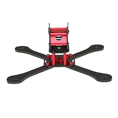 GoolRC 220mm Carbon Fiber 4 Axis Quadcopter Frame Kit for DIY 220 FPV Racing Quadcopter