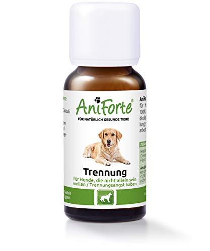 AniForte Bio-Bachblüten Trennung 20 g - Naturprodukt für Hunde