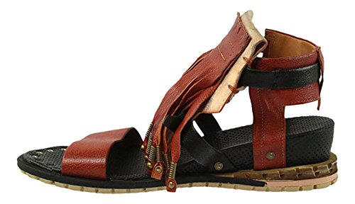 AS98 | Airstep Punch Sandalette - rot | malaga Rot