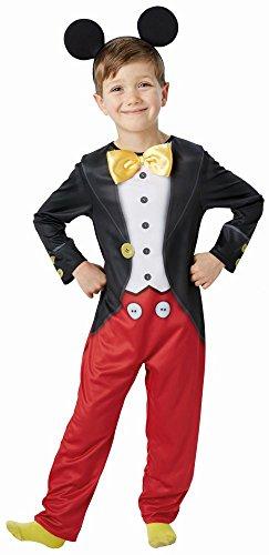 Disney Kinder Kostüm Micky Maus Smoking Mickey Mouse (Kind Kostüme Mouse Mickey)