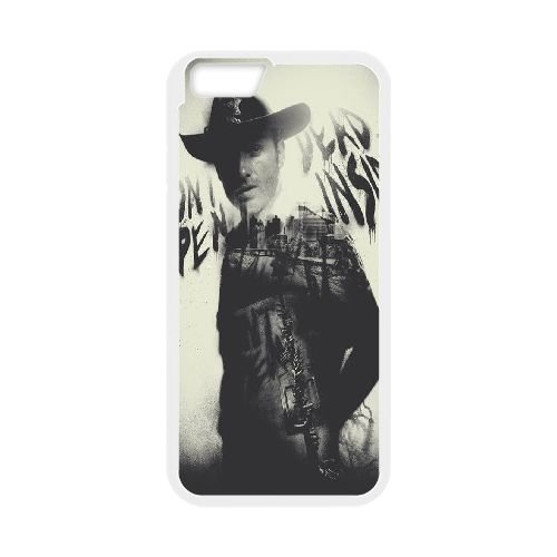 DIY Case Cover for iPhone 6 plus 5.5 w/ The Walking Dead image at Hmh-xase (style 9)