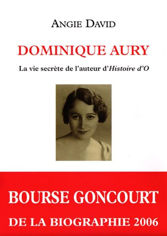 Dominique Aury par Angie David