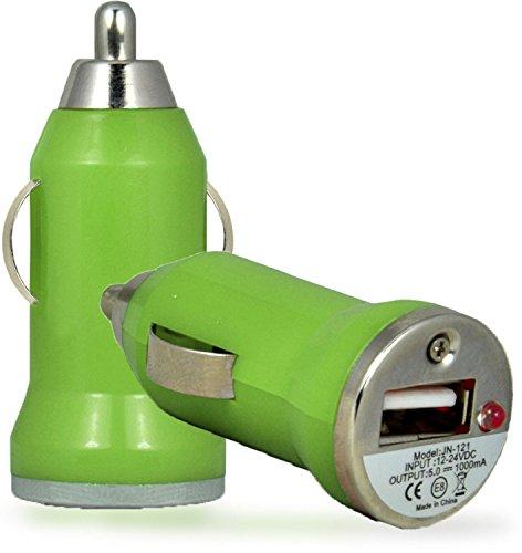 Preisvergleich Produktbild C63 ® -sony Xperia Z1 Compact Universal mit Zigarettenanzünder grün