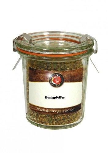 Honigpfeffer 100g Glas 760 (100% Natürlichen Hähnchenbrust)