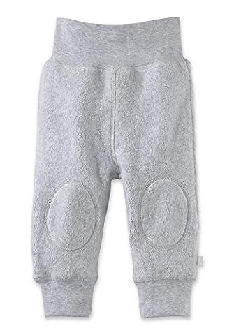 hessnatur Baby Fleece Hose aus reiner Bio Baumwolle - Unisex