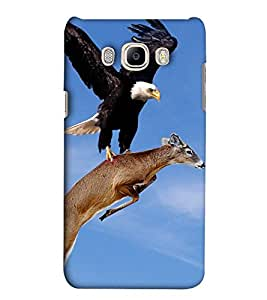 EagleHawk Designer 3D Printed Back Cover for Samsung Gallaxy J5 2016 - D1086 :: Perfect Fit Designer Hard Case