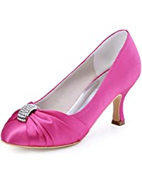 Amazon.co.uk: Pink - Court Shoes / Women's Shoes: Shoes & Bags