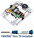 Sony PS3 Laser Lens + Deck (KES-450A/KES-450AAA/KEM-450A/KEM-450AAA) + Nextec T8 Screwdriver