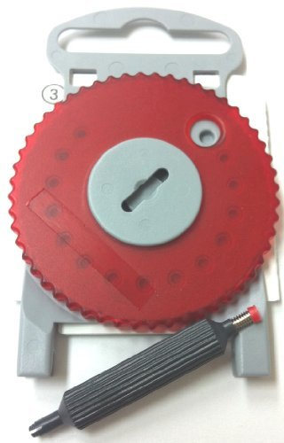 hf4-red-wax-guard-wheel-for-siemens-hearing-aids-red-side-right-by-siemens