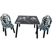 Disney quot;Star Wars Tisch und Stühle, Holz, Schwarz preisvergleich bei kinderzimmerdekopreise.eu