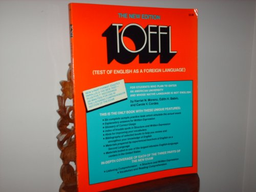 TOEFL (Test of English as a Foreign Language)