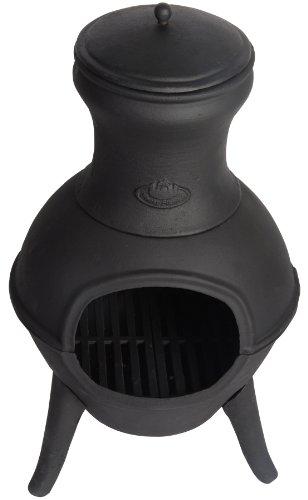 assenofen, schwarz, 40x38x70.5 cm, FF109 ()