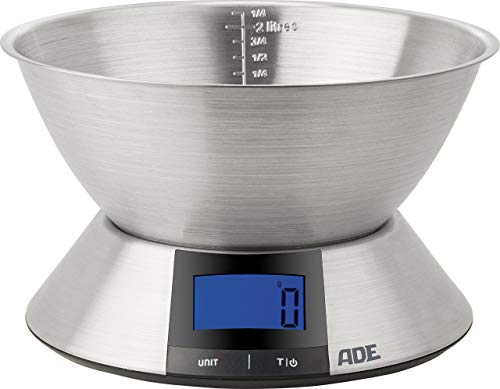 ADE Báscula Digital cocina. KE1702 Hanna. Pesa hasta