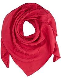 Calvin Klein K60K602, Echarpe Femme, Rose (Bright Rose), Taille Unique