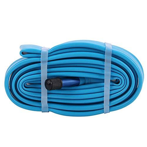 Alomejor Schlauch Fahrradschlauch für Kinder & Erwachsene 700 x 23-25C Thorn Resistant Valve Fahrradschlauch Blau(AV) (700c Resistant Thorn Tube)
