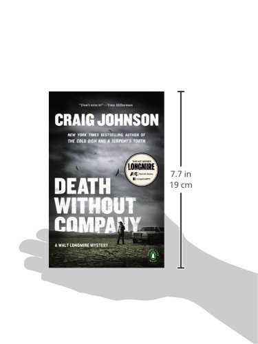 Death Without Company (Walt Longmire Mysteries)