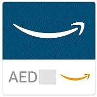 Amazon.ae eGift Card - Blue Boxes Smile