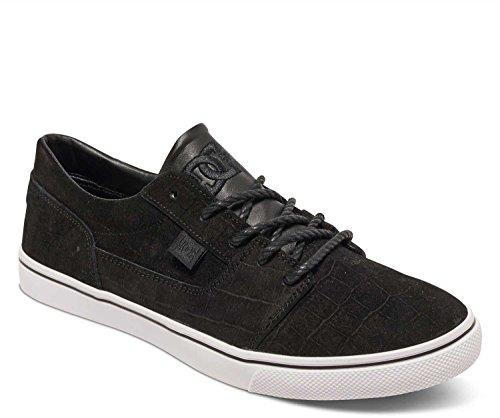 DC, Scarpe da Skateboard donna Black smooth