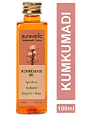 Auravedic Kumkumadi Oil, 100ml