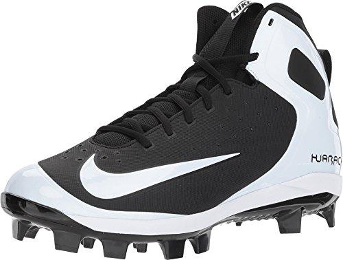 Nike Men's Alpha Huarache Pro Mid Baseball Cleats -