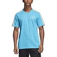 Adidas E 3S tee Camiseta, Hombre, ciasho/Blanco, 2XL