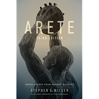 Arete: Greek Sports from Ancient Sources (English Edition)