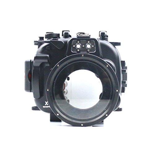CameraPlus - Unterwasser digitalkamera - Unterwassergehäuse für Spiegelreflexkamera (Häuse Fujifilm X-T1 18-55mm Objektiv)