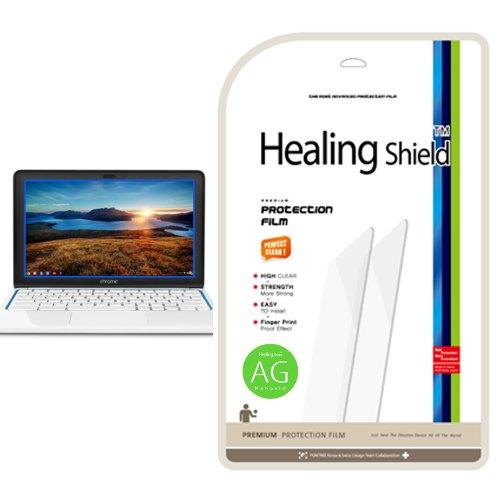 Heilung Shield AG nanovid Anti-Fingerprint LCD-Bildschirmschutzfolie für HP Chromebook 11