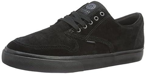 Element Herren Topaz C3 Sneakers Low-Top, Schwarz (6915 Black Black), 43 EU