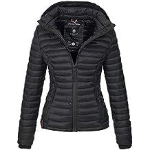 wholesale dealer ed496 cc2ea Suchergebnis auf Amazon.de für: Schwarze Steppjacke Damen