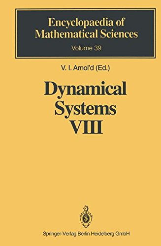 Dynamical Systems VIII: Singularity Theory II. Applications (Encyclopaedia of Mathematical Sciences)