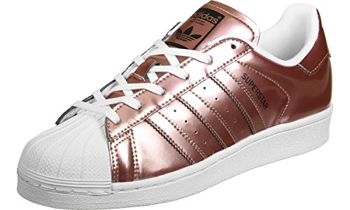 adidas Superstar W Copper Metallic Copper Metallic White Bronzo