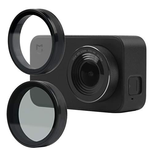 ND2 LensFilter+UV Lens Filter+Red+FLD+Yellow+CPL F Für xiaomi