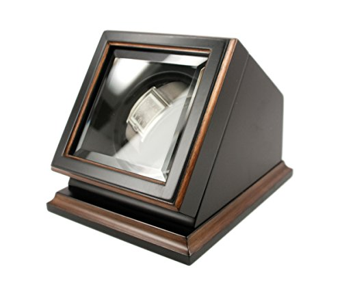 new-automatic-watch-winder-rotater-box-wood-finish-black