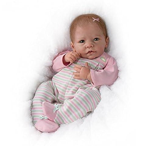 'Elizabeth' So Truly Real Baby Doll By Ashton Drake