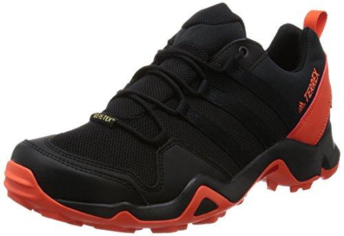 adidas Terrex Ax2r Gtx, Chaussures de Randonnée Homme Noir (Negbas/negbas/energi)