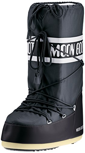 Moon Boot Nylon anthrazit 005 Unisex 42-44 EU Schneestiefel