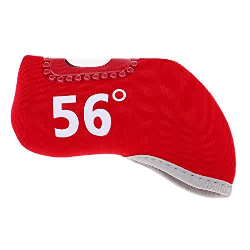 B Baosity Couvre Protecteur de Tête Club de Golf en Néoprène avec Etiquette de Degrés - 56...