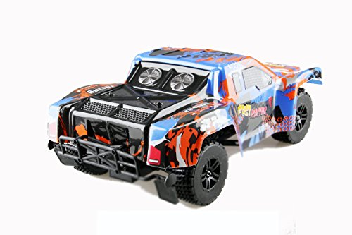 RC Auto Elektro ferngesteuertes RC LKW HIGH SPEED Truck Wltoys L979 2,4G 1:12 Scale RC OFF ROAD CAR Brushed Motor RTR NEU&OVP - 2